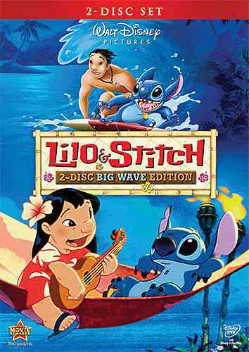 LILO & STITCH:BIG WAVE EDITION BY CHASE,DAVEIGH (DVD)