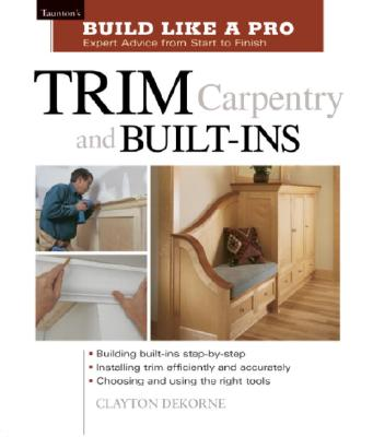 Trim Carpentry and Built-Ins By Dekorne, Clayton